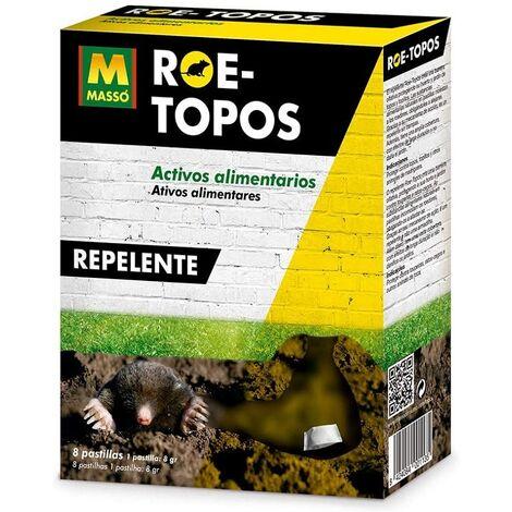 Maso Repelente Roe-Topos 8 pastillas 8 Gr