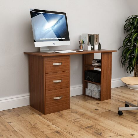 Mason Computer Desk, Walnut