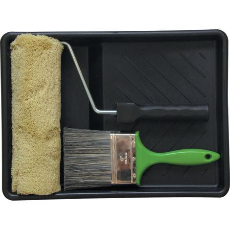 Masonry Roller Kit With Brush