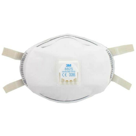 masque protection poussiere meulage