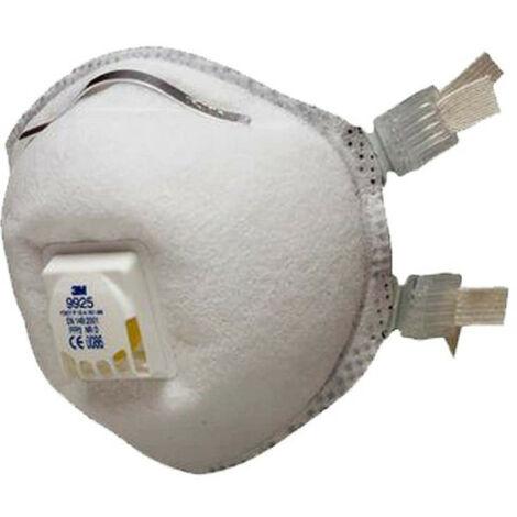 Masque 3M 9925 jetable protection soudage FFP2 x5