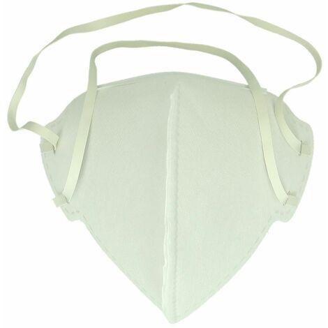 Masque à poussière jetable sans vanne FFP1