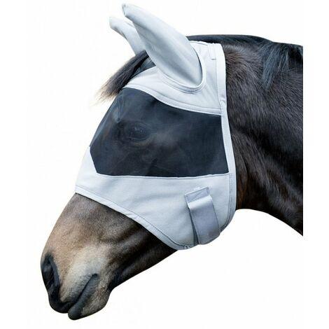 Masque anti-mosque pour cheval modèle New Mexiko HKM Classic