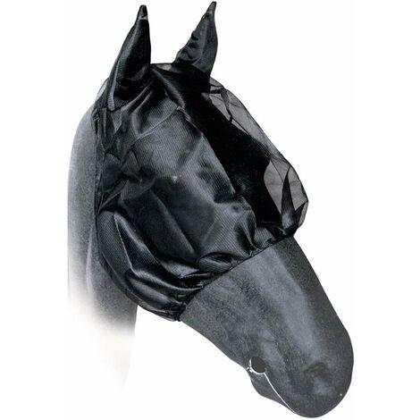Masque anti-mouches léger avec protège-oreilles Sartore