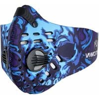 Masque anti pollution Hobby Concept - Bleu