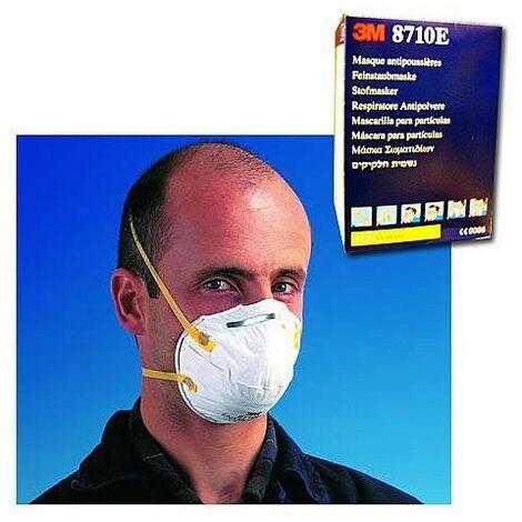 Masque anti-poussière 3M 8710