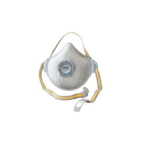 Masque anti-poussičre 3405, valve air,FFP3 RD (Par 5)