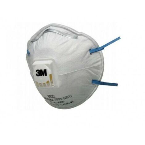 Masque antiviral masque médical demi-masque protec NOUVEAU