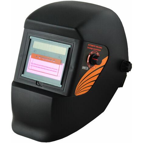 Masque avec Assombrissement Automatique, Masque de Soudure Réglable, Noir, Matériau: Plastique (PP, PE), PCB
