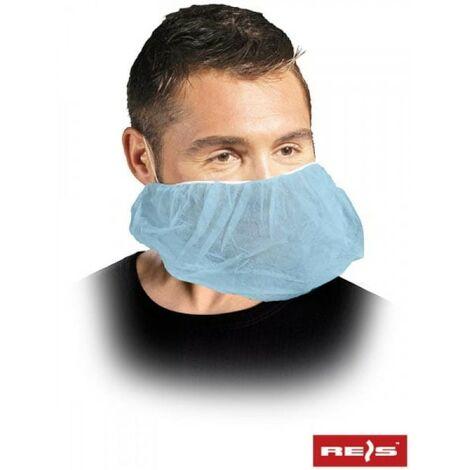 Masque bouche et menton avec bande élastique 100 p