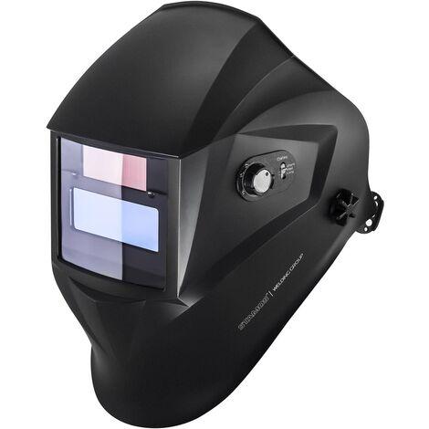 Masque Casque Protection Soudage Cagoule De Soudure 95X36Mm Din-9-13 Stamos