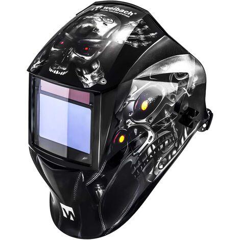Masque Casque Protection Soudage Cagoule De Soudure 97X62Mm Plastique Stamos