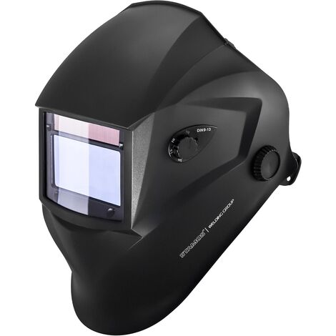 Masque Casque Protection Soudage Cagoule De Soudure 98X55Mm Plastique Stamos