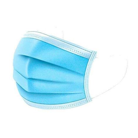 Masque chirurgical - Jetable - 3 Plis - 50 pcs