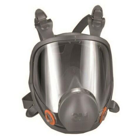Masque complet confort 6800 réutilisable 3M - Série 6000 - K6800