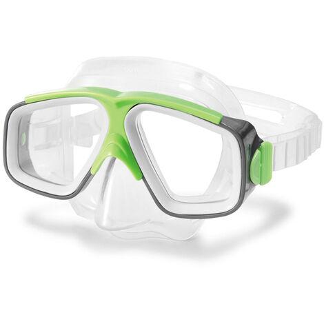 Masque de plongée Intex Surf Rider - Vert