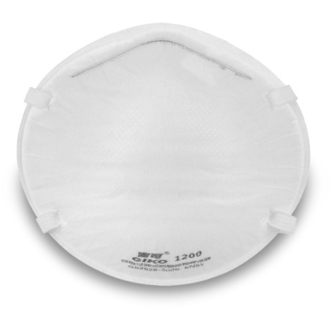 Masque De Protection Jetable Kn95, 1Pc