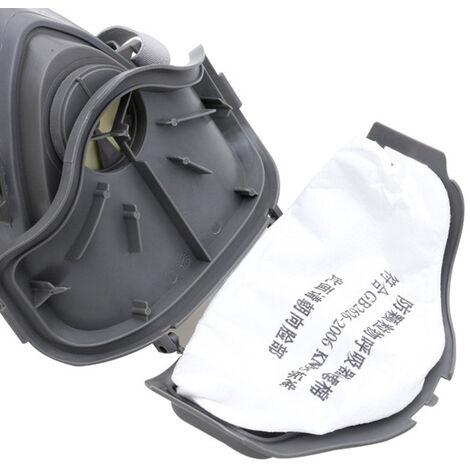 Masque de protection pour la protection du travail, masque anti-poussiere, masque anti-poussiere HYM-3200
