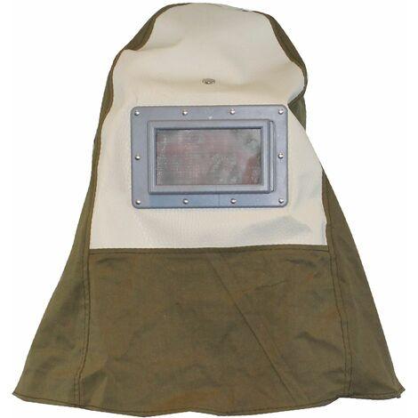 Masque de protection pour le sablage MW-Tools CATSBH