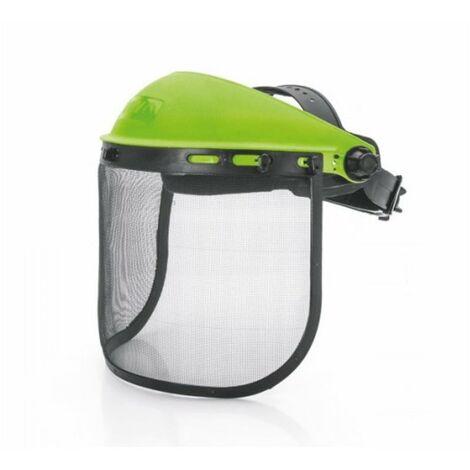 Masque de protection VITO GARDEN visière grillagée 8X 15-1/2 structure métallique