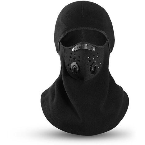 Masque De Ski Integral, Masque De Protection Du Visage D'Hiver Avec Valve Respiratoire