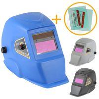 Masque de soudure Automatique 9 à 13 DIN + 2 verres de protection - Linxor