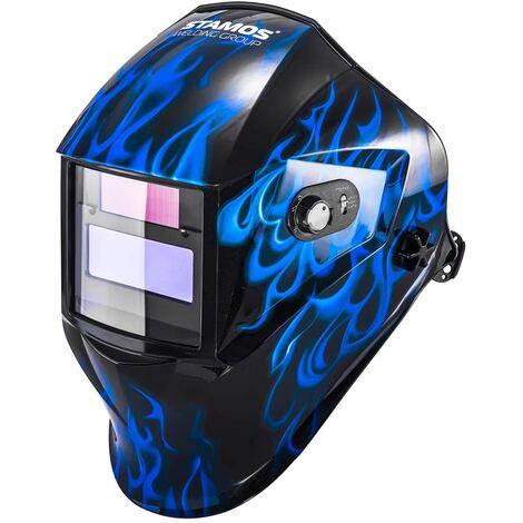 Masque De Soudure Automatique Casque Soudage Assombrissement Solaire 1/25.000 S