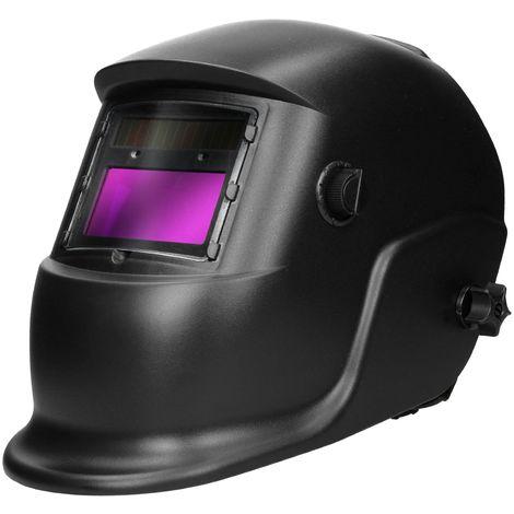 Masque de soudure casque assombrissement automatique cagoule solaire DIN 9-13