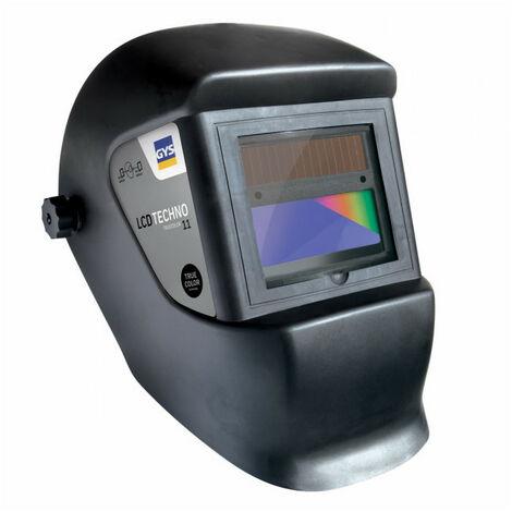 Masque de soudure LCD TECHNO 11 TRUE COLOR GYS