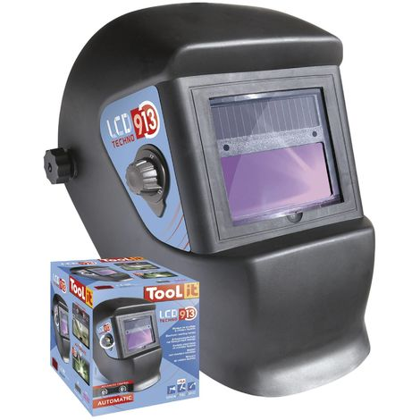Masque de soudure LCD TECHNO 9/13 - 042544 - GYS
