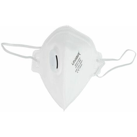 Masque fine poussière FFP1 avec valve