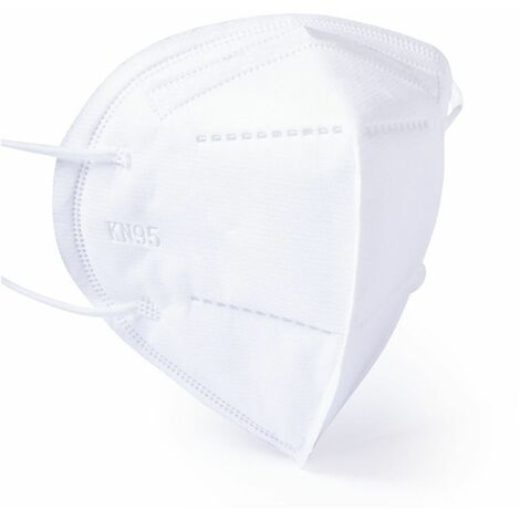 Masque KN95 - 10 Sachets 10 pièces - K•PROTECT Covid - Keli France - 147028
