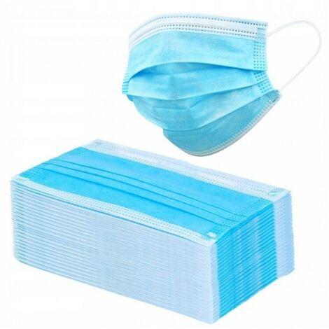 Masque Masque de protection 3 couches pour le visa