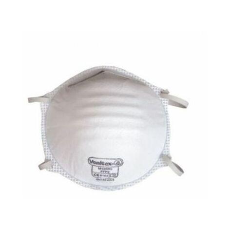 Masque respiratoire moulés jetable EN 149 Anti-pollution et poussière