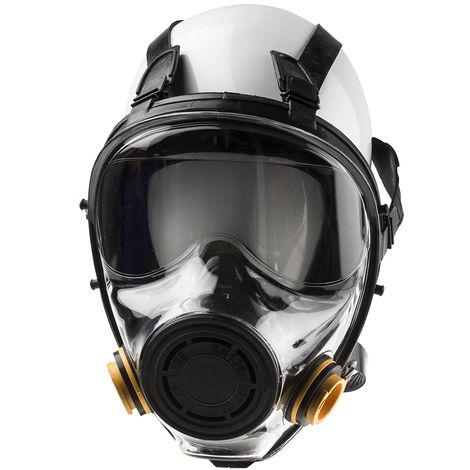 Masque respiratoire, taille: Taille unique Noir Masque complet