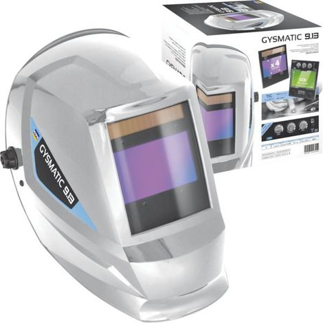 Masque soudure Gys LCD Gysmatic - 043909