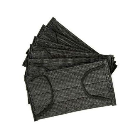 Masques chirurgicaux grand public jetables tissu - Pack de 5000 - Bleu - SILAMP