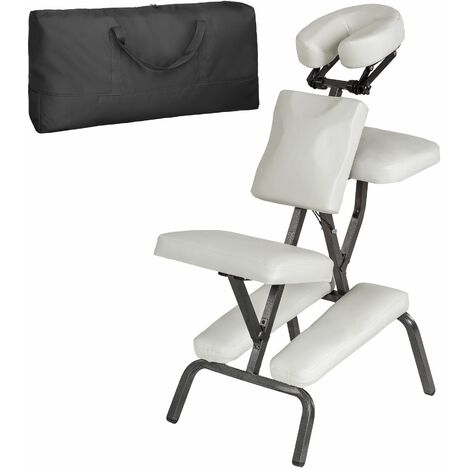 """main image of """"Massage chair made of artificial leather - massage table, massage couch, massage seat"""""""