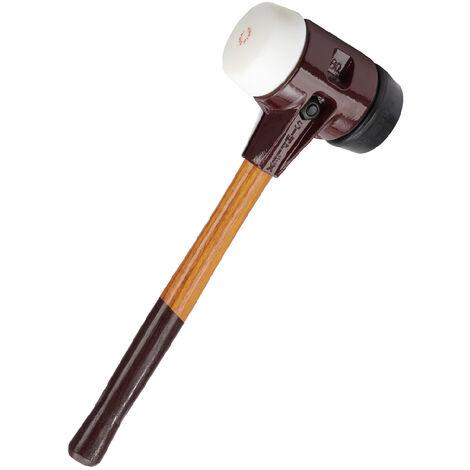 Massette Halder Simplex 80 mm, Diamètre de tête : 80 mm