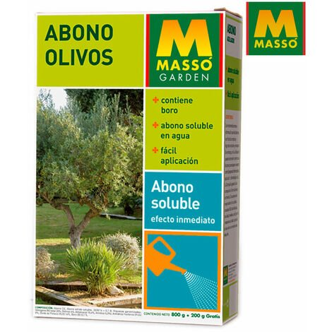 MASSÓ | Abono soluble olivos 1 kg