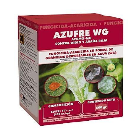 Massó Fungicida AZUFRE WG 500 JED