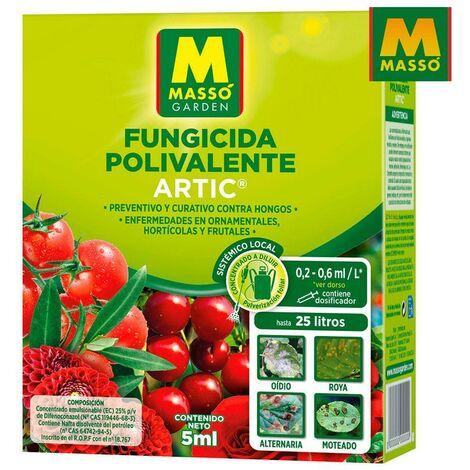 MASSÓ | Fungicida polivalente sistémico 5 ml