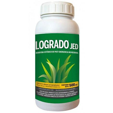 Massó Herbicida Total Sistémico No Residual LOGRADO 500 ml JED