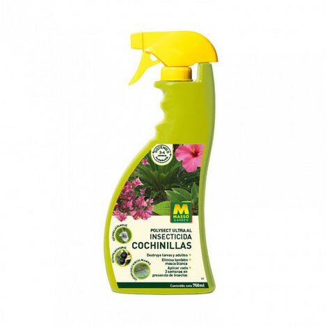 MASSO INSECTICIDA LISTO USO COCHINILLAS 750ML