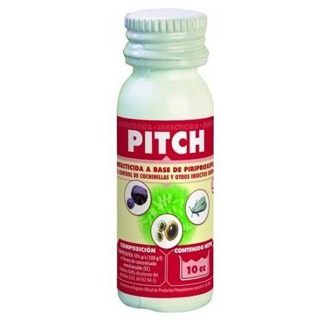 Massó Insecticida Piriproxifen PITCH 10 cc