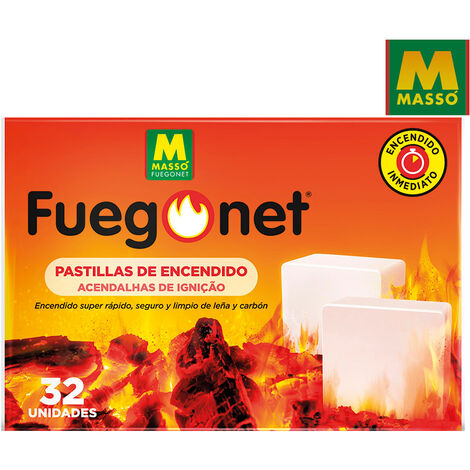 "main image of ""MASSO Pastillas de encendido - fuegonet 230112 massó"""