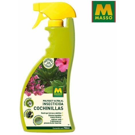 MASSÓ | Pistola insecticida cochinillas sistémico 750 ml