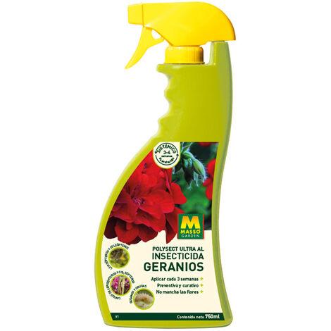 MASSO Pistola insecticida geranios sistémico 750 ml. 231517 massó