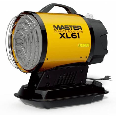 Master Chauffage infrarouge au diesel XL 61 17 kW