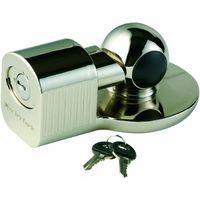 Master Lock 377EURDAT Antifurto Rimorchi Universale per Teste di Aggancio, 48-51 mm